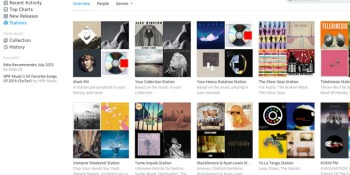 Rdio aims to steal listeners from Pandora with new personalized 'stations'