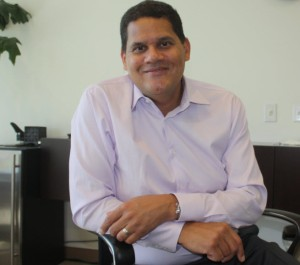 Nintendo's Reggie Fils-Aime