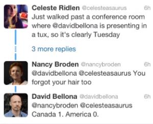 twitter conversation nested tweet