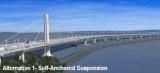 Bay Bridge proposal #1.