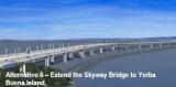 Bay Bridge proposal #6.