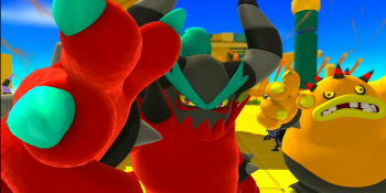 Sonic Lost World Wii U and 3DS detailed