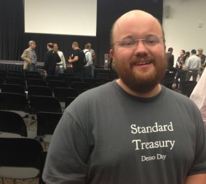 Standard Treasury's Zachary Townsend