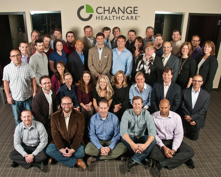 Change Healthcare's team