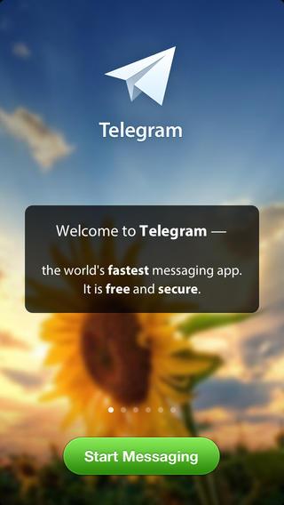 Telegram for iOS