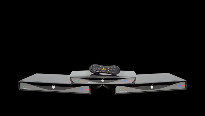 Tivo's new Roamio DVRs can record up to six shows at once