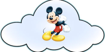How Disney built a giant cloud by bolting two together