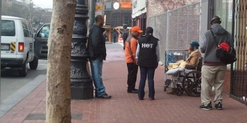 Social media gives the homeless in S.F. a helping hand