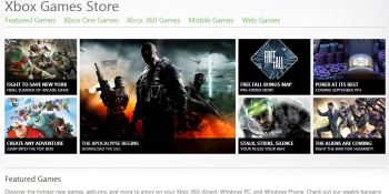 Xbox Live Marketplace brand is dead — Xbox Games Store takes its place