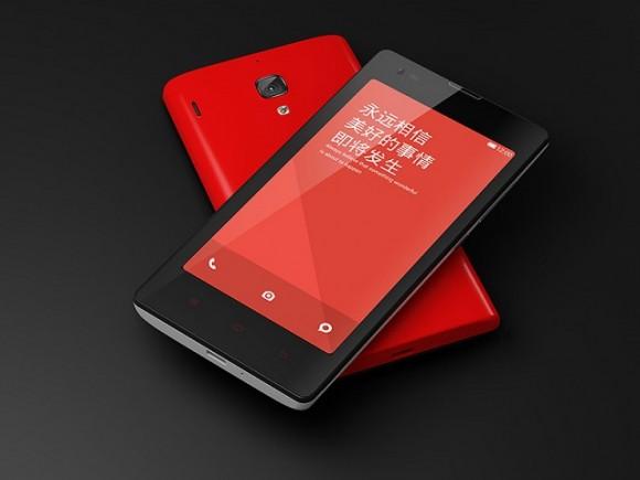 Xiaomi's Red Rice smartphone