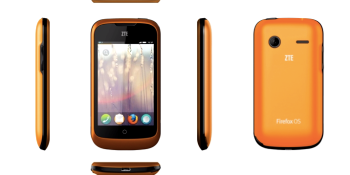 ZTE taps eBay to sell its $80 Firefox OS phone in the US and UK