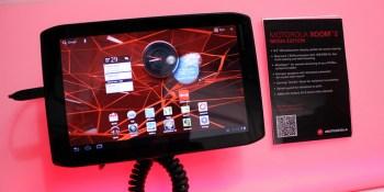 Surprise, surprise: Motorola wants to build a Moto X tablet, too