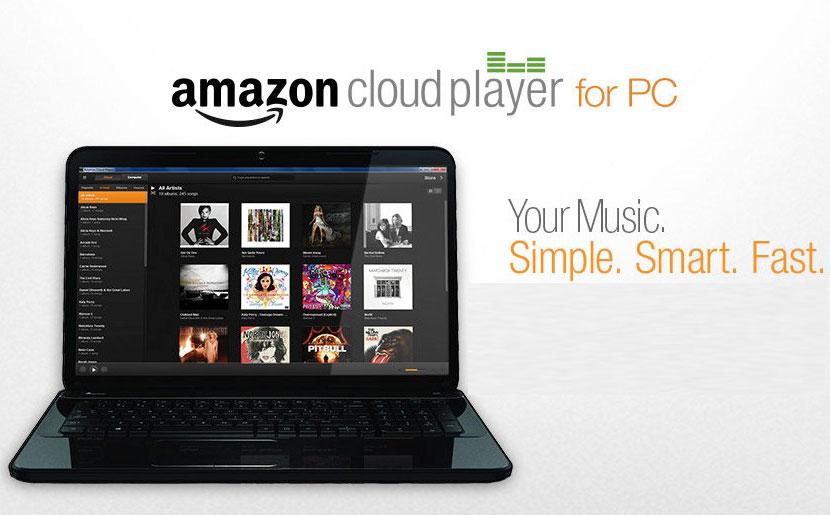 Amazon Cloud Player Desktop App