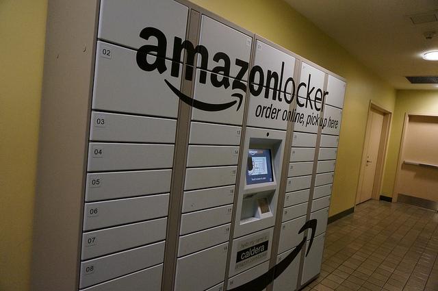 amazon-lockers