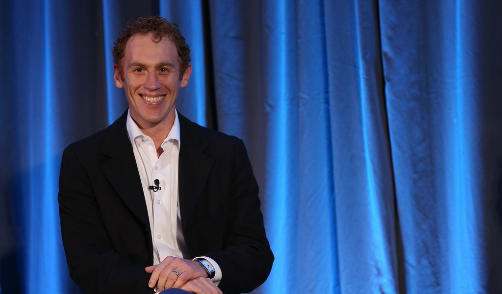 Ariel Tseitlin, the director of cloud solutions at Netflix, onstage at CloudBeat 2013.