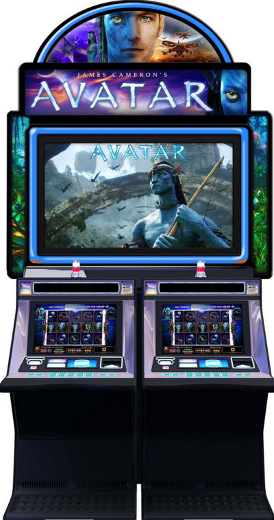 James Cameron's Avatar Video Slots