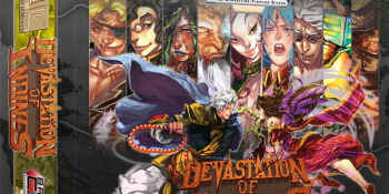 Great tabletop games for video gamers: BattleCON: Devastation of Indines