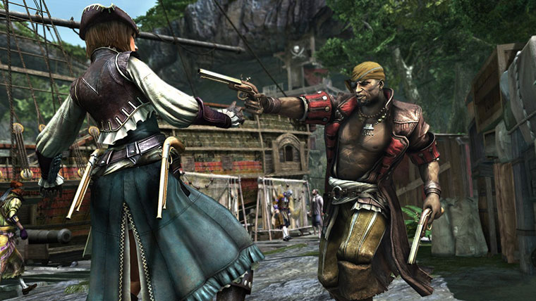Black Flag Assassin's Creed IV