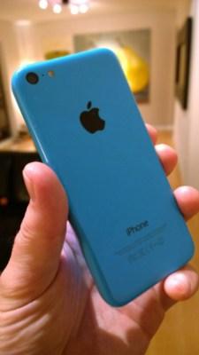 blue-iPhone5c