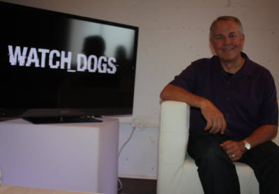 Chris Early talks Watch Dogs