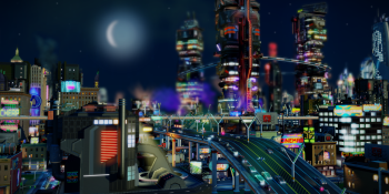 Become a futuristic despot or benevolent overlord in SimCity's new expansion pack