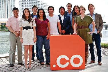 The .CO Internet team