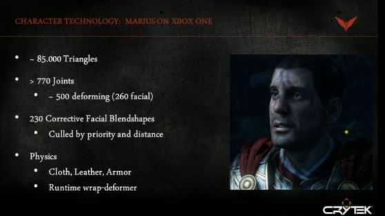 Some notes from Crytek's Cevat Yerli's chat during DICE.