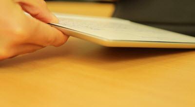 CSR thin keyboard