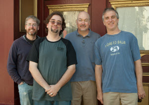 David Craddock and Blizzard founders