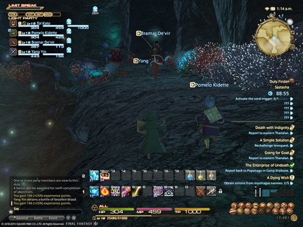 Final Fantasy XIV: A Realm Reborn is a gorgeously accessible and