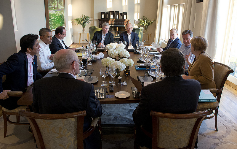 g8 uk presidency
