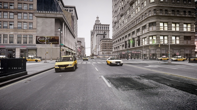 Modder explains how he got 4K Grand Theft Auto IV screens that put