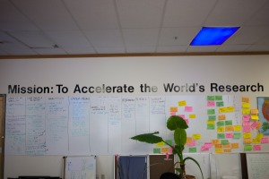 Academia.edu's mission? To accelerate the world's research