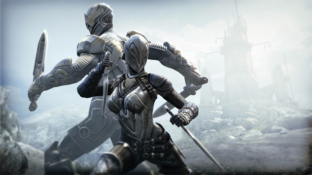 Art from Chair's Infinity Blade III.