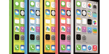 iPhone 5C production cut by 35%, iPhone 5S production boosted 75%