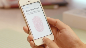 Apple introduced its Touch ID fingerprint reader in 2013.