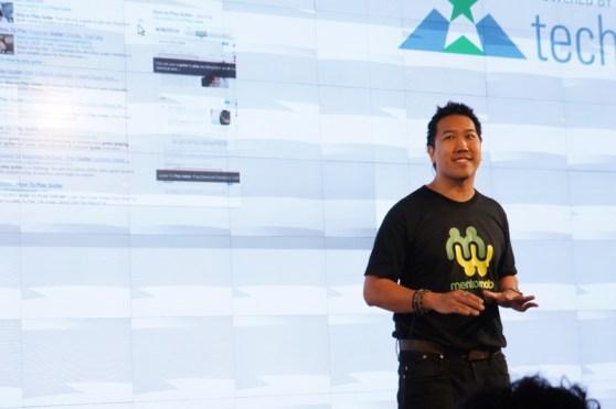 MentorMob CEO Kris Chinorson
