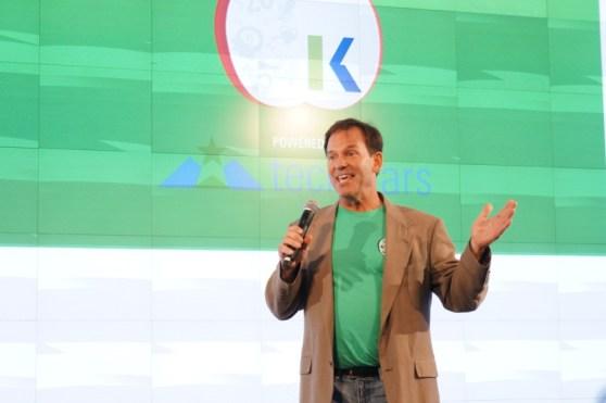 Kaplan EdTech Accelerator managing director Don Burton.
