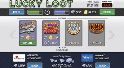 Lucky Loot Casino is a licensed title using the Real Deal Interactive platform