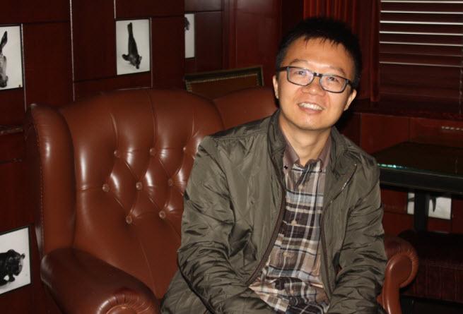 Maxthon CEO Jeff Chen