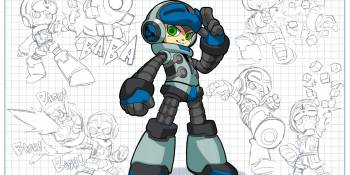 Mega Man-influenced Mighty No. 9 partners with Deep Silver, gets Sept. 15 release date