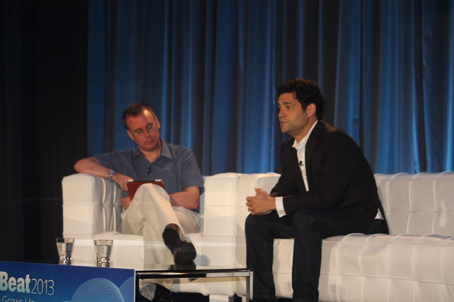 Paul Miller and Ilya Fushman