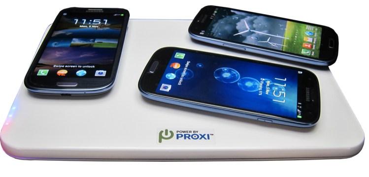 Samsung backs PowerbyProxi