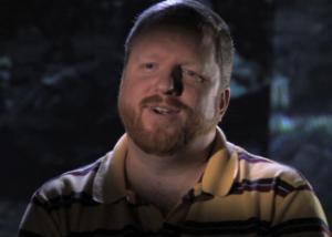 Veteran game developer Rod Fergusson.