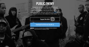 Public Enemy on BitTorrent Bundle