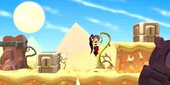 Shantae: Half-Genie Hero surpasses crowdfunding goal