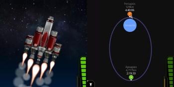 Kerbal Space Program-like SimpleRockets brings space flight to mobile devices