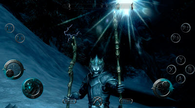 Touchscreen version of Skyrim