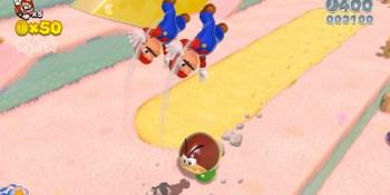 Crisis of Infinite Marios: Super Mario 3D World looks wonderful in its latest trailer