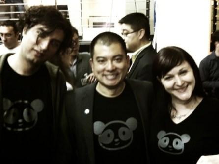 CRM tool SocialPandas graduated from Alchemist, and went on to raise $1.5 million
